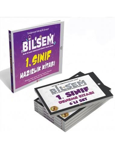 1. SINIF BİLSEM KAMPANYALI SET