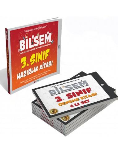 3. SINIF BİLSEM KAMPANYALI SET